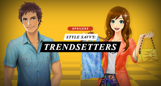 Savvy trendsetters assistants style Key Text
